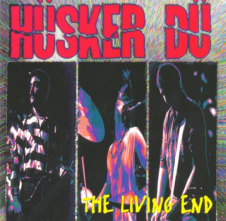Hüsker Dü's 'The Living End' Treated to First Vinyl Release