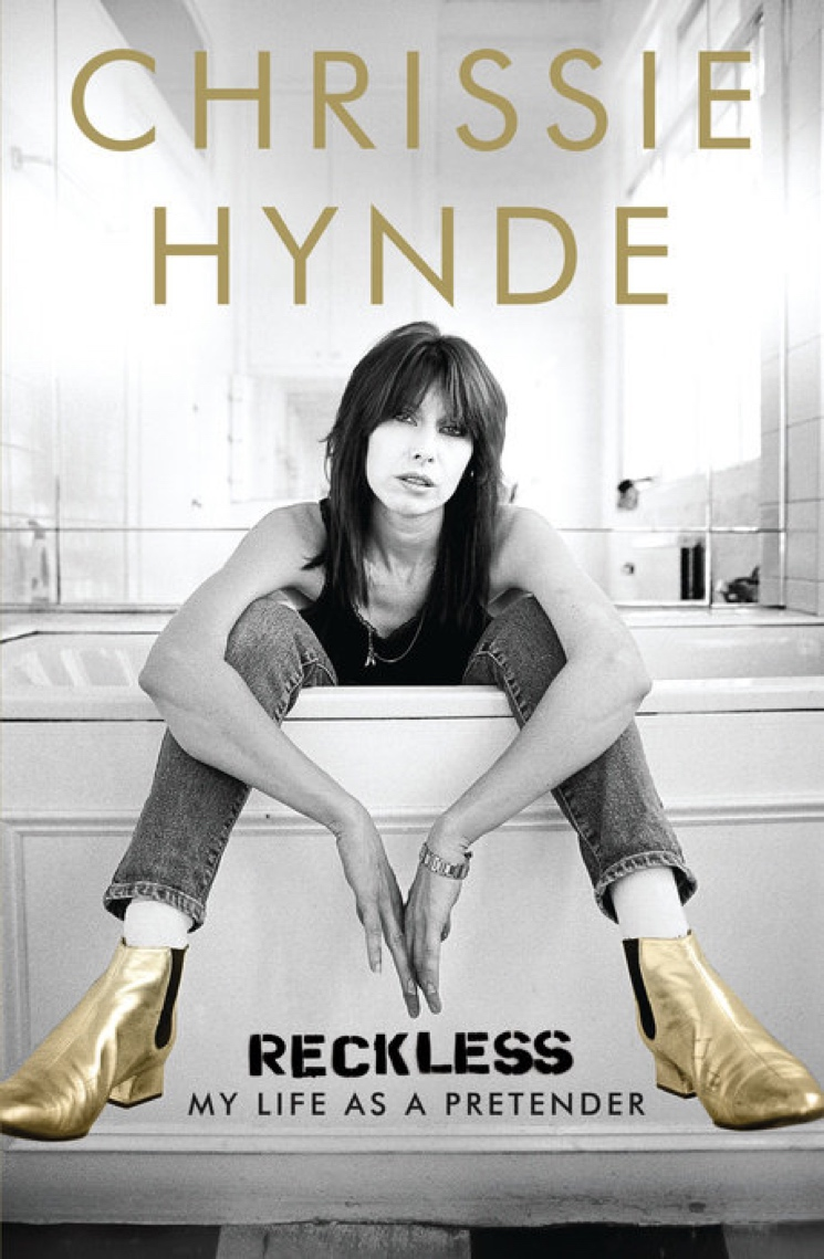 Chrissie Hynde Criticized over Comments on Rape