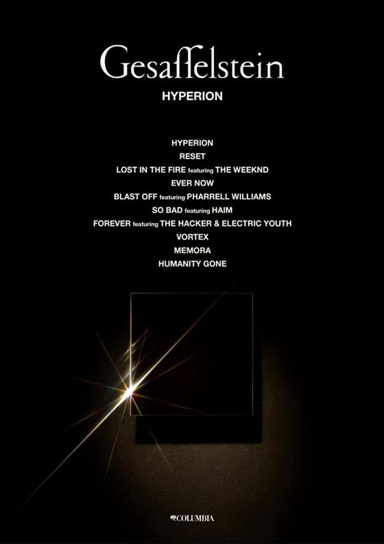 Stream Gesaffelstein's 'Hyperion' Album