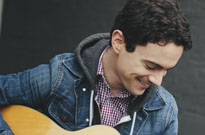 Joshua Hyslop Hits the Road with Vanessa Carlton, Premieres 'Gone'
