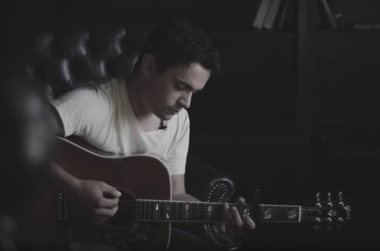 Joshua Hyslop 'Last Train Home' (video)