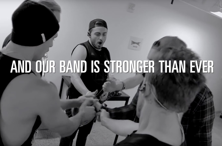 I Prevail Share Video for 'Hurricane'