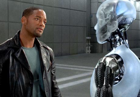 I, Robot Alex Proyas