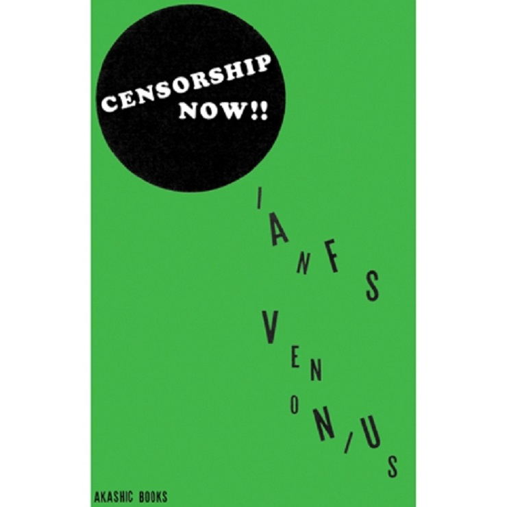Ian Svenonius Reveals 'Censorship Now!!' Essays Collection