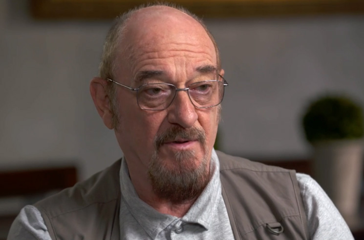 Jethro Tull's Ian Anderson Reveals Lung Disease Diagnosis