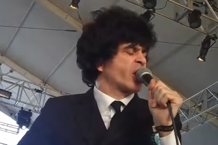 Ian Svenonius Admits to 'Abusive Predatory' Behaviour Towards Women