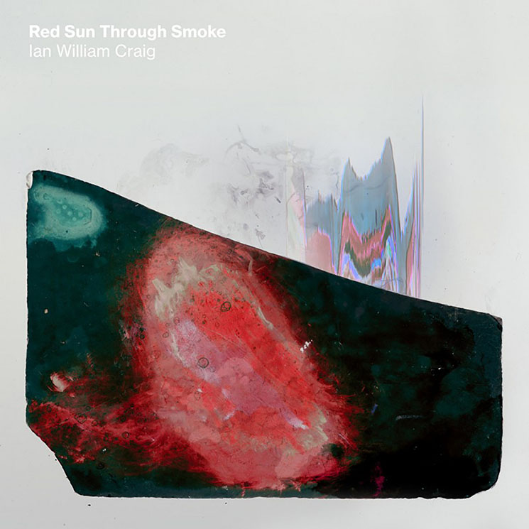 Ian William Craig Red Sun Through Smoke