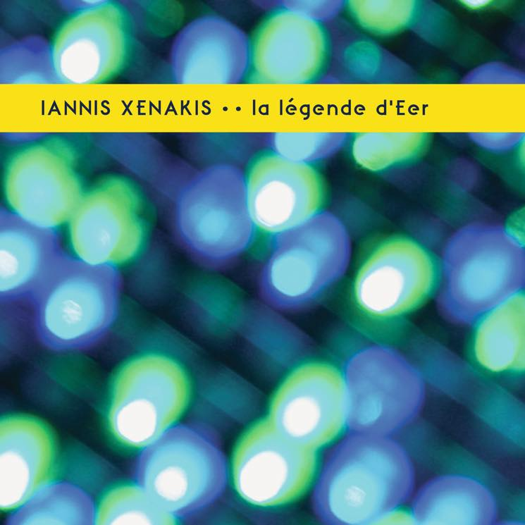 Iannis Xenakis La Légende d'Eer