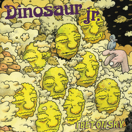 Dinosaur Jr. Reveal 'I Bet On Sky' Album, Announce North American Tour