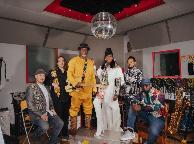 Ibibio Sound Machine Turn Nigerian Folk Stories Into New Album 'Doko Mien'