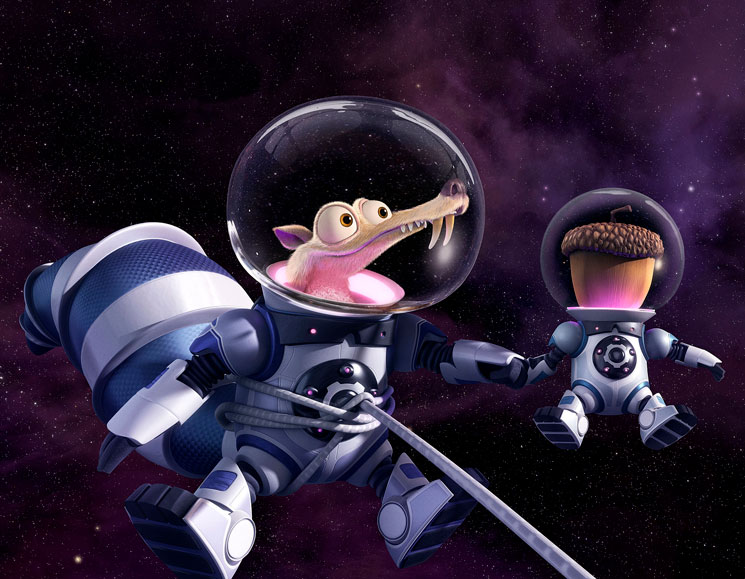 'Ice Age: Collision Course' Inspires Exclaim!'s Eight Favourite Songs About Space