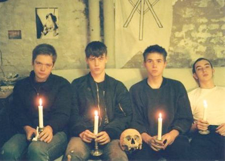 Iceage Announce North American Dates, Play Toronto, Montreal