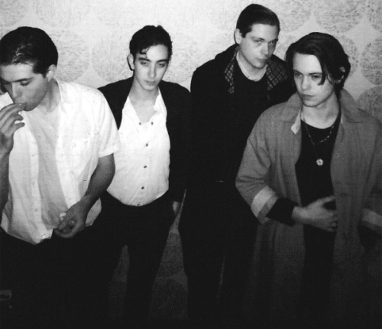 Iceage Hit Canada on World Tour