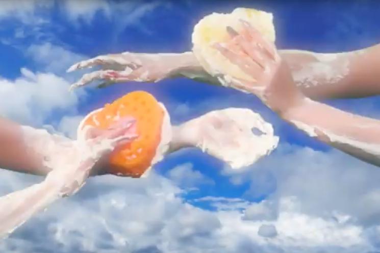 "Ice Cream Have a Glittery Self-Care Day in New ""Dove's Cry"" Video"