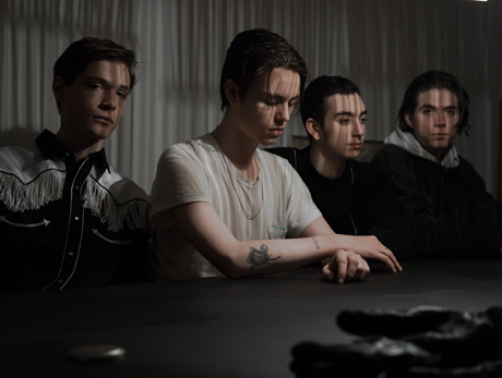 "Iceage Talk Their New Direction and Satisfaction in Disappointing ""Punk"" Fans"