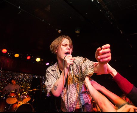 Iceage / Father Murphy / The Beverleys The Horseshoe Tavern, Toronto ON, October 19