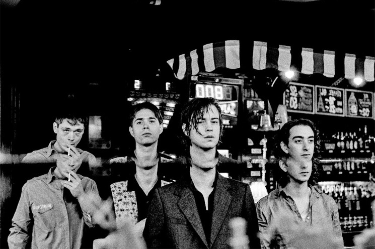 Iceage Team Up with Black Lips for Fall North American Tour
