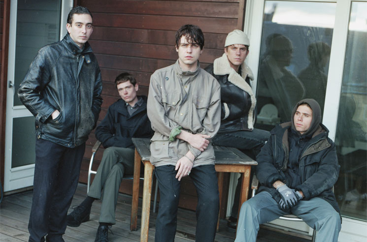 Iceage Sign with Mexican Summer, Share New Single 'The Holding Hand'