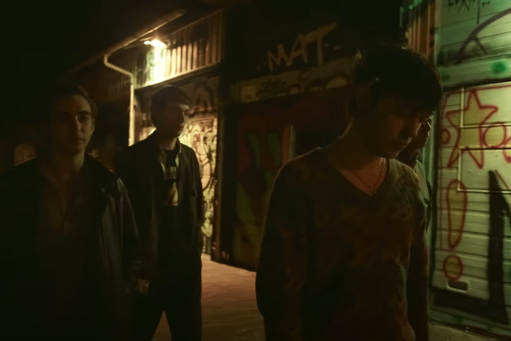 Iceage Get Intimate with New 'Shelter Song' Video