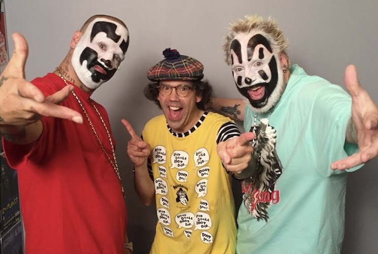 Insane Clown Posse Clear Up 'Misunderstanding' Regarding Nardwuar's Gifts