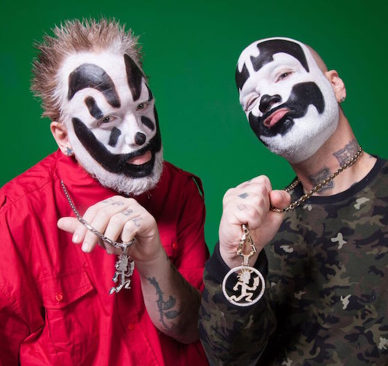 Poet Sues Insane Clown Posse for Allegedly Stealing Poem