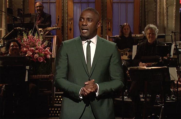 Saturday Night Live: Idris Elba & Khalid March 9, 2019