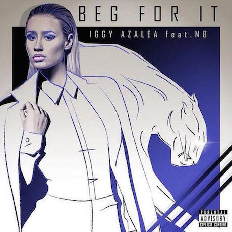 "Iggy Azalea ""Beg for It"" (ft. Mø)"
