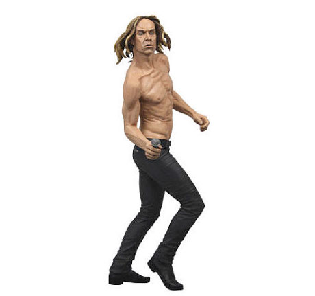 Iggy Pop Immortalized as Emaciated Action Figure