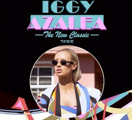 "Iggy Azalea Announces ""New Classic"" North American Tour"