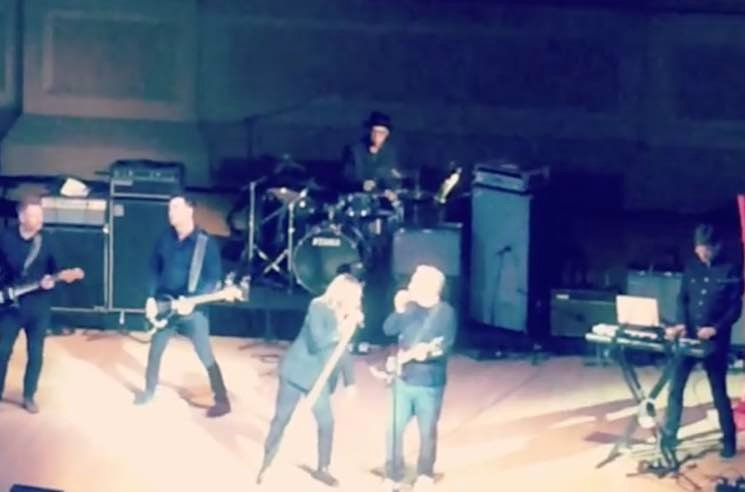 "​Watch Iggy Pop and New Order Play Joy Division's ""She's Lost Control"" at Carnegie Hall"