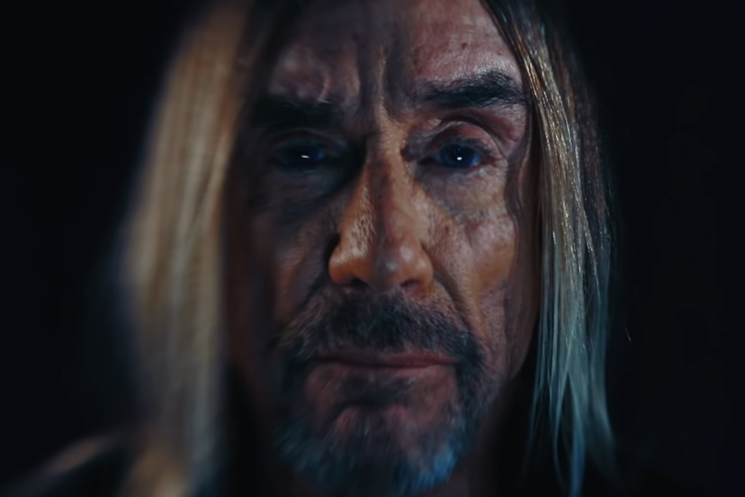 Watch Iggy Pop's New Video for 'We Are the People'