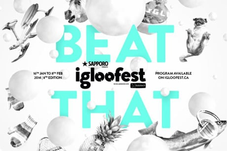 Montreal's Igloofest Returns for 2014 with Skream, Matthew Dear, Just Blaze, Totally Enormous Extinct Dinosaurs