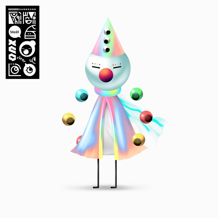 Iglooghost Clear Tamei / Steel Mogu