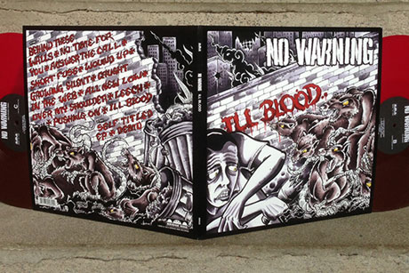 Ben Cook's No Warning Gets 10th Anniversary Edition of 'Ill Blood'