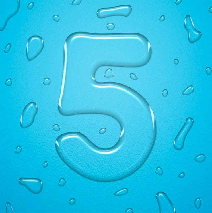 ILOVEMAKONNEN 'Drink More Water 5' (mixtape)