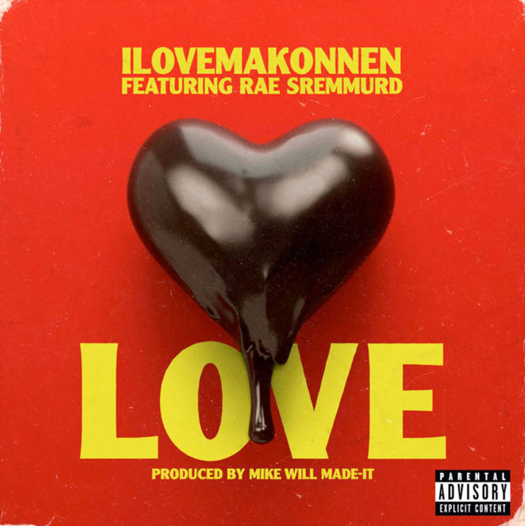 ILOVEMAKONNEN 'Love' (ft. Rae Sremmurd & Travis Barker) (prod. Mike WiLL Made-It)