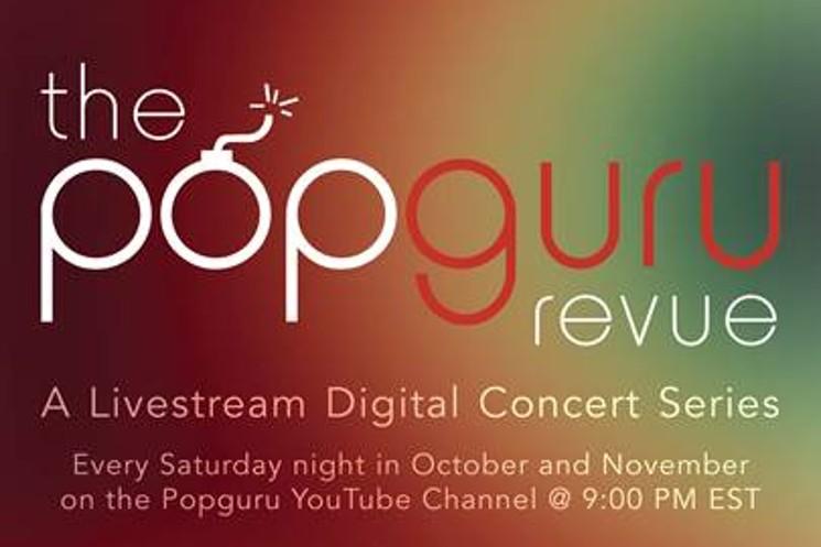 Popguru Sound & Vision Gets John Orpheus, the Wilderness of Manitoba, Odario for 'Popguru Revue' Livestream Concert Series