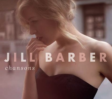 Jill Barber Goes Francophone for 'Chansons'