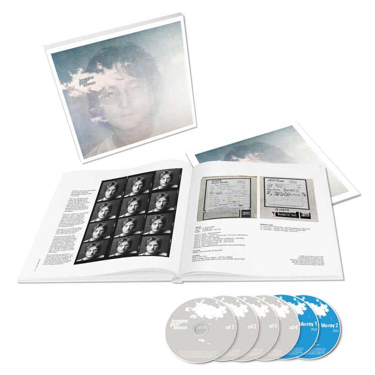 John Lennon's 'Imagine' Treated to Massive Box Set Reissue