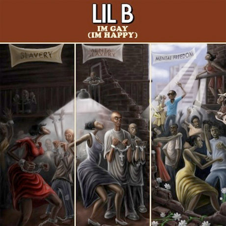 Lil B Drops Surprise Release of 'I'm Gay'