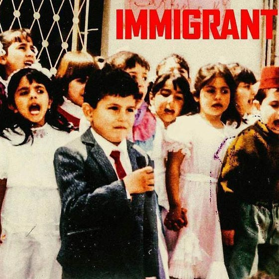 Belly Shares Cover Art, Release Date for 'Immigrant' LP