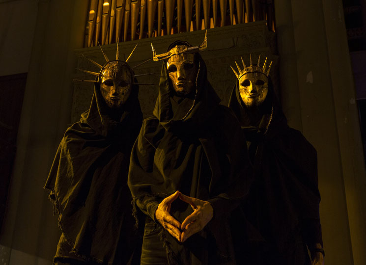 Imperial Triumphant Expose the Rotten Core of the Big Apple on 'Vile Luxury'