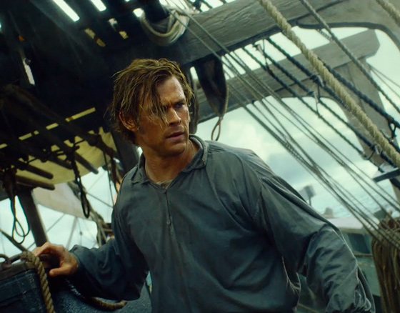 In the Heart of the Sea Ron Howard