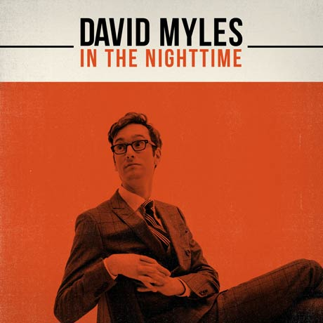 David Myles In The Nighttime