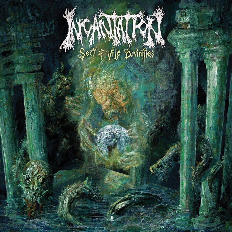 Incantation's Old-School Death Metal Is Competent but Inconsistent on 'Sect of Vile Divinities'