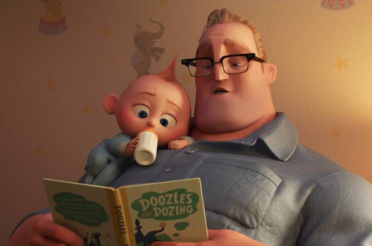 Watch a New 'Incredibles 2' Teaser Trailer