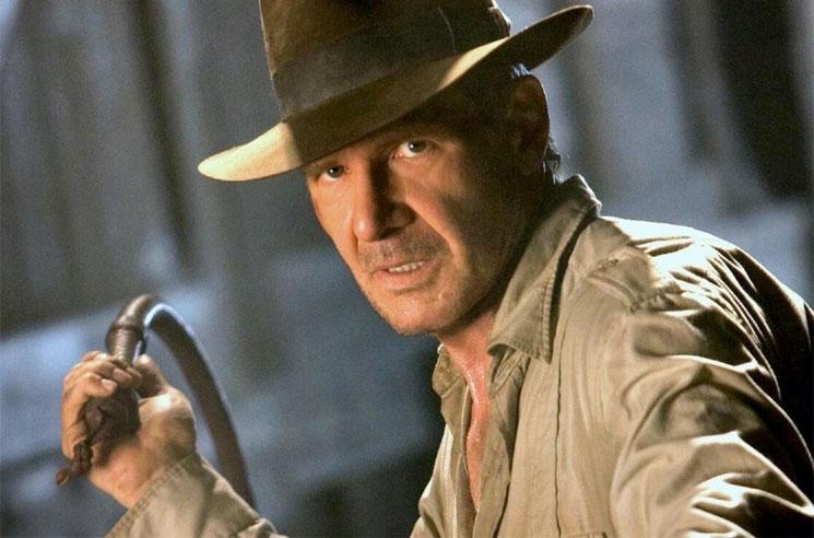 Harrison Ford Injures Shoulder in 'Indiana Jones 5' Fight Scene