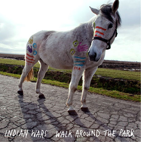 Vancouver's Indian Wars <i>Walk Around the Park</i> on Debut LP