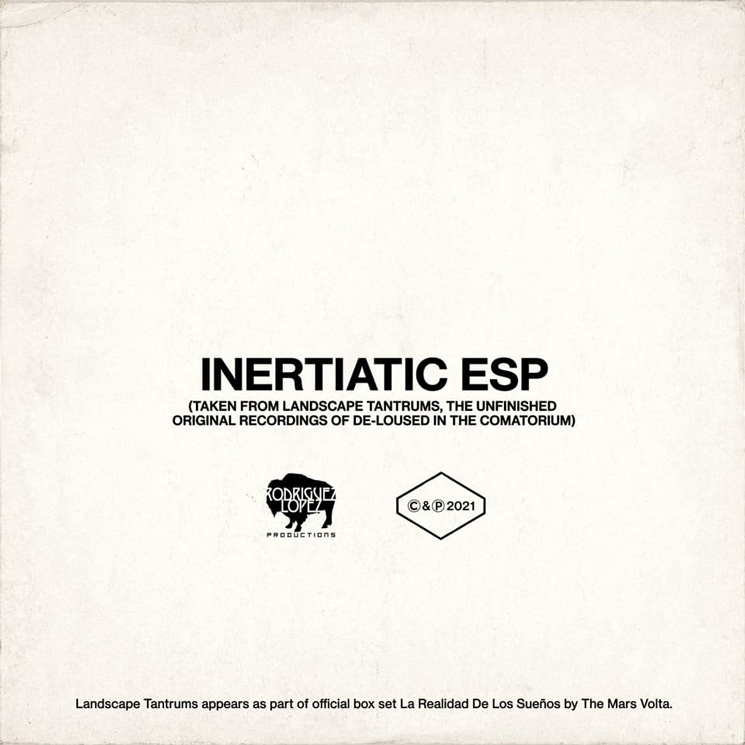 Hear the Mars Volta's Early Version of 'Inertiatic ESP'