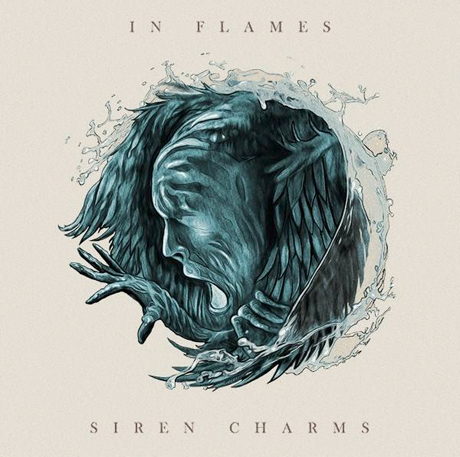 In Flames Detail 'Siren Charms'